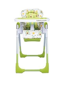 Save £20 at Very on Cosatto Cosatto Noodle Supa Highchair - Strictly Avocados