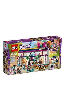Save £2 at Very on Lego Friends 41344 Andrea'S Accessories Store