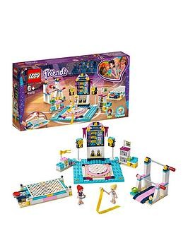 Save £2 at Very on Lego Friends 41762 StephanieS Gymnastics Show Set