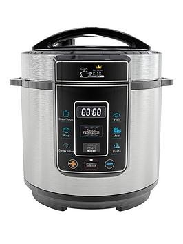 Save £5 at Very on Pressure King Pro 3-Litre Pressure Cooker