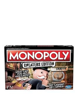 Save £2 at Very on Monopoly Monopoly Cheaters Edition Board Game