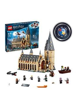 Save £8 at Very on Lego Harry Potter 75954 Hogwarts Great Hall