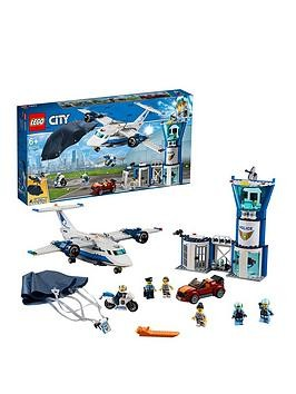 Save £6 at Very on Lego City 60210 Sky Police Air Base