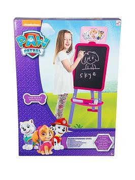 Save £1 at Very on Paw Patrol Double-Sided Floor Standing Easel