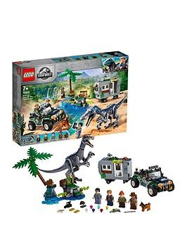 Save £5 at Very on Lego Jurassic World 75935 The Treasure Hunt Set