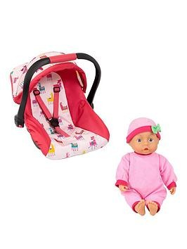 Save £2 at Very on Cosatto Groova Car Seat And Doll Set