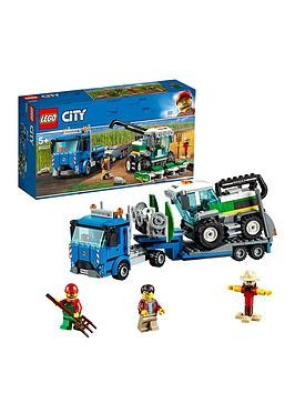 Save £2 at Very on Lego City 60223 Harvester Transport