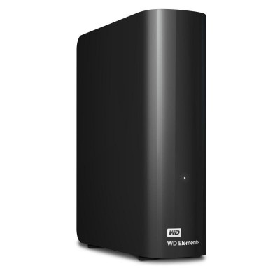 Save £28 at Ebuyer on WD Elements Desktop 3TB 3.5inch External HDD Black