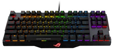 Save £15 at Ebuyer on ASUS ROG Claymore RGB Mechanical Gaming Keyboard with Detachable Numpad (Blue Switch)
