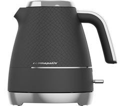 Save £6 at Currys on BEKO Cosmopolis WKM8307B Jug Kettle - Black & Chrome