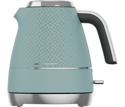 Save £6 at Currys on BEKO Cosmopolis WKM8307T Jug Kettle - Blue & Chrome