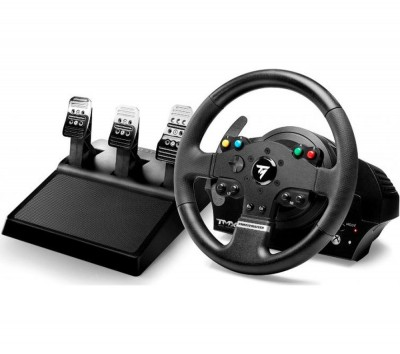 Save £48 at Currys on THRUSTMASTER TMX Pro Racing Wheel & Pedals