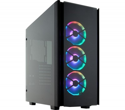 Save £38 at Currys on CORSAIR Obsidian Series 500D RGB SE ATX Mid-Tower PC Case, Black