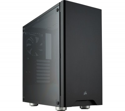 Save £11 at Currys on CORSAIR Carbide Series 275R Mid-Tower ATX PC Case - Acrylic Black, Black