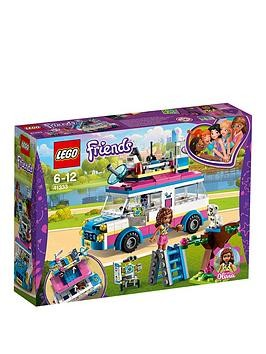Save £3 at Very on Lego Friends 41333 Olivia'S Mission Vehicle