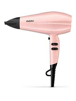 Save £15 at Very on Babyliss Rose Blush 2200 Hair Dryer