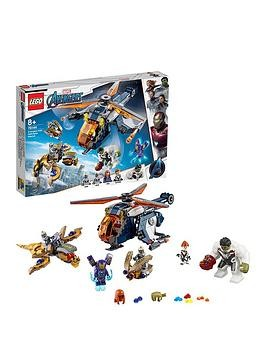 Save £15 at Very on Lego Super Heroes 76144 Marvel Avengers Hulk Helicopter Rescue