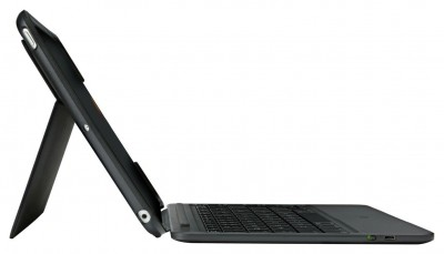 Save £33 at Argos on Logitech Slim Folio iPad Tablet Case with Keyboard - Black