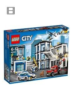 Save £19 at Very on LEGO City 60141 Police Station