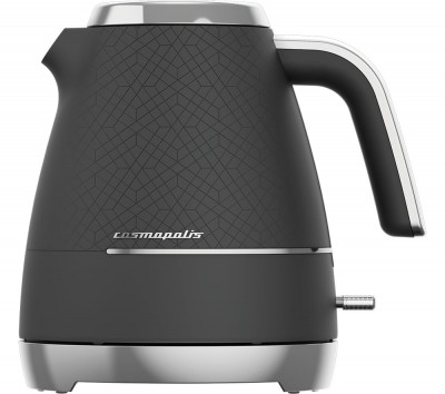 Save £6 at Currys on BEKO Cosmopolis WKM8307B Jug Kettle - Black & Chrome, Black