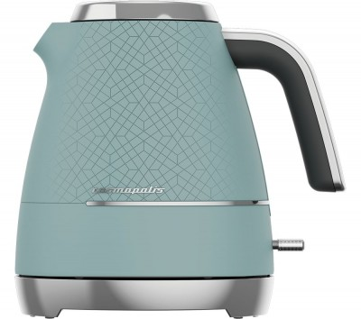 Save £6 at Currys on BEKO Cosmopolis WKM8307T Jug Kettle - Blue & Chrome, Blue