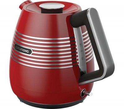Save £5 at Currys on GRUNDIG WK7850R Jug Kettle - Red, Red