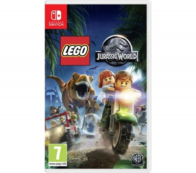 Save £4 at Currys on NINTENDO SWITCH LEGO Jurassic World