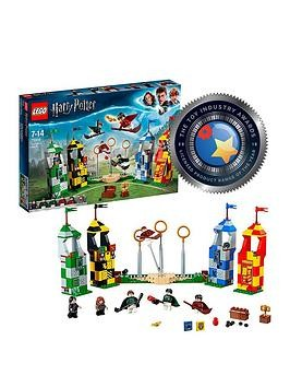 Save £8 at Very on Lego Harry Potter 75956 Quidditch Match