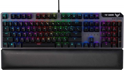 Save £29 at Ebuyer on Asus TUF Gaming K7 Optical-Mech Gaming Keyboard