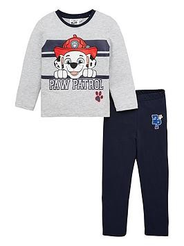 Save £2 at Very on Paw Patrol Pyjamas - Light Grey