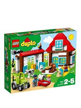 Save £8 at Very on Lego Duplo 10869 Farm Adventures