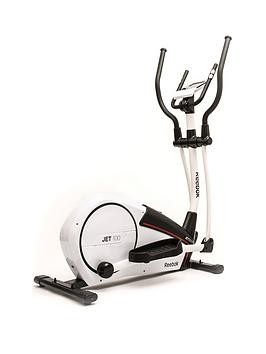 Save £100 at Very on Reebok Jet 100 Cross Trainer In White