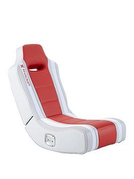 Save £25 at Very on X Rocker Hydra 2.0 Floor Rocker Gaming Chair - Red