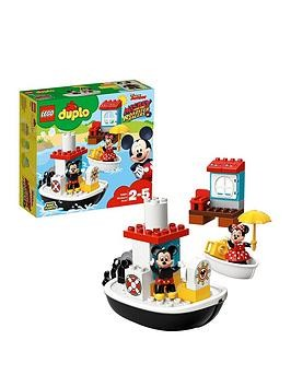 Save £6 at Very on Lego Duplo 10881 Mickey'S Boat