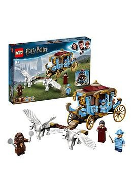 Save £9 at Very on Lego Harry Potter 75958 Beauxbatons Carriage: Arrival At Hogwarts
