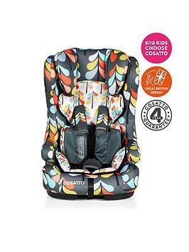 Save £20 at Very on Cosatto Cosatto Hubbub Group 123 Isofix Car Seat - Nordik