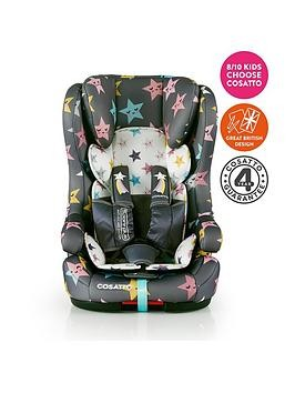 Save £20 at Very on Cosatto Hubbub Group 123 Isofix Car Seat - Happy Hush Stars