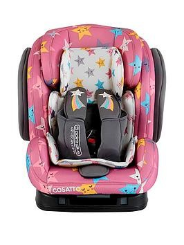 Save £25 at Very on Cosatto Hug Group 123 Isofix Car Seat -Happy Stars