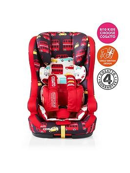 Save £20 at Very on Cosatto Hubbub Group 123 Isofix Car Seat - Hustle Bustle