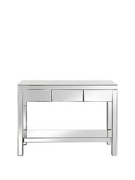 Save £20 at Very on Monte Carlo Mirrored Console Table