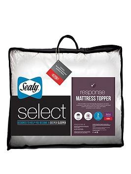 Save £5 at Very on Sealy Select Response Mattress Topper