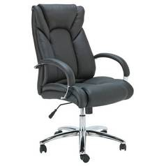 Save £33 at Argos on Argos Home Leather Faced Office Chair