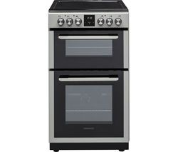 Save £50 at Currys on KENWOOD KDC506S19 50 cm Electric Ceramic Cooker - Silver