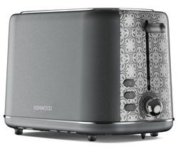 Save £5 at Currys on KENWOOD The Abbey Collection TC05.GY 2-Slice Toaster - Slate