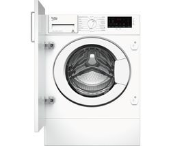 Save £70 at Currys on BEKO Pro WIX845400 8 kg 1400 Spin Integrated Washing Machine