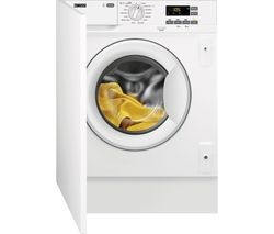 Save £60 at Currys on ZANUSSI Z714W43BI Integrated 7 kg 1400 Spin Washing Machine