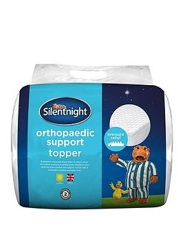 Save £7 at Very on Silentnight Orthopaedic 5 Cm Ultimate Mattress Topper