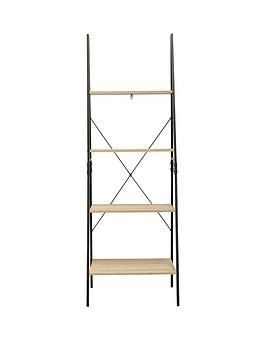 Save £5 at Very on Telford Industrial Ladder Bookcase