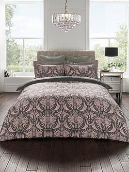 Save £10 at Very on Sam Faiers Myrtle 100% Cotton Sateen Duvet Cover Set