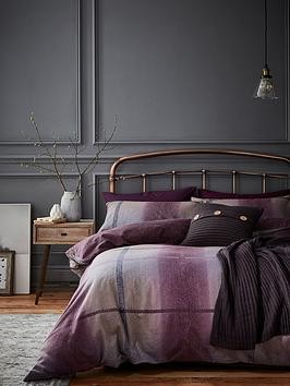 Save £10 at Very on Catherine Lansfield Berwick Tweed Duvet Cover Set